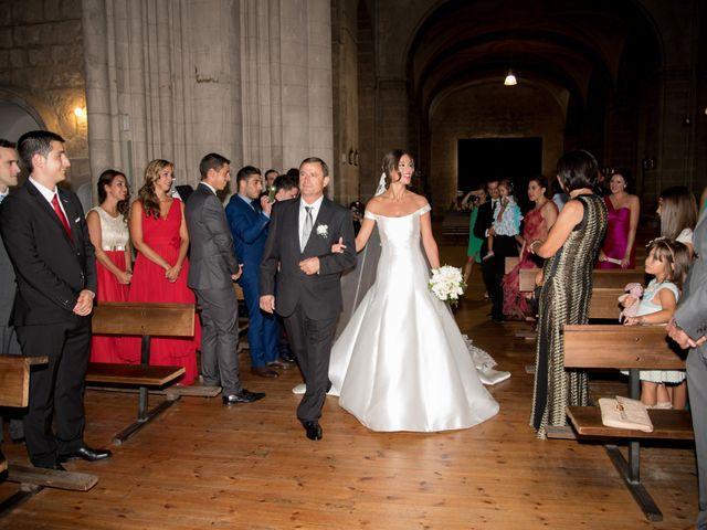 La boda de Sergio y Estefania en Quintanilla De Onesimo, Valladolid 23