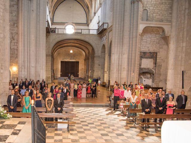 La boda de Sergio y Estefania en Quintanilla De Onesimo, Valladolid 24