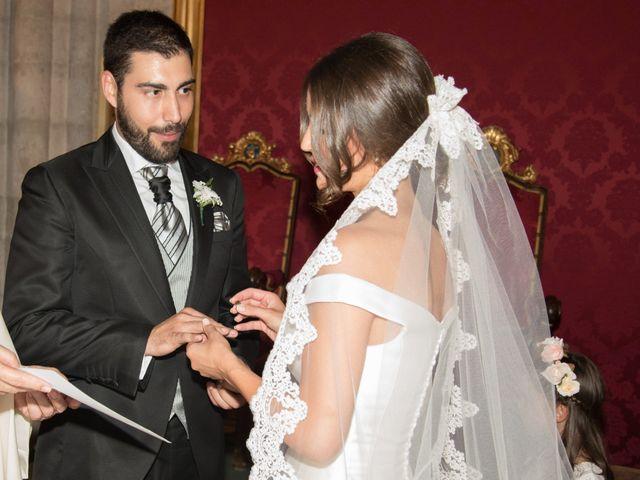 La boda de Sergio y Estefania en Quintanilla De Onesimo, Valladolid 25