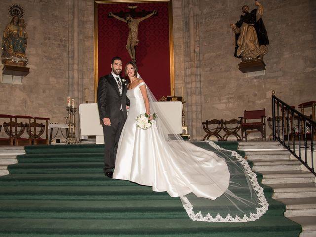La boda de Sergio y Estefania en Quintanilla De Onesimo, Valladolid 27
