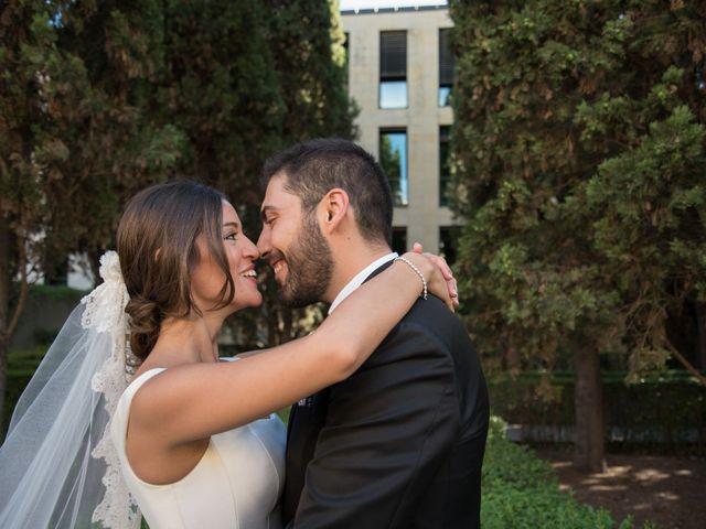 La boda de Sergio y Estefania en Quintanilla De Onesimo, Valladolid 29