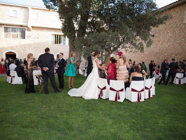 La boda de Sergio y Estefania en Quintanilla De Onesimo, Valladolid 34