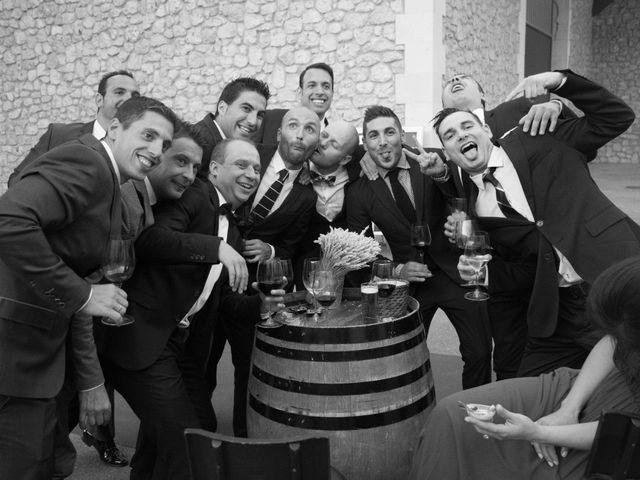 La boda de Sergio y Estefania en Quintanilla De Onesimo, Valladolid 36