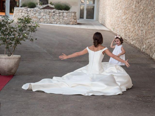 La boda de Sergio y Estefania en Quintanilla De Onesimo, Valladolid 37
