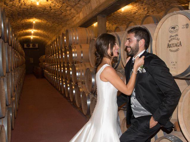 La boda de Sergio y Estefania en Quintanilla De Onesimo, Valladolid 1