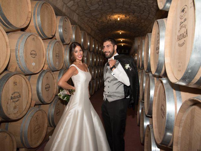 La boda de Sergio y Estefania en Quintanilla De Onesimo, Valladolid 38