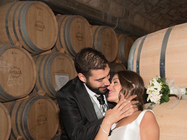 La boda de Sergio y Estefania en Quintanilla De Onesimo, Valladolid 39