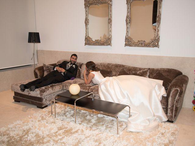 La boda de Sergio y Estefania en Quintanilla De Onesimo, Valladolid 41