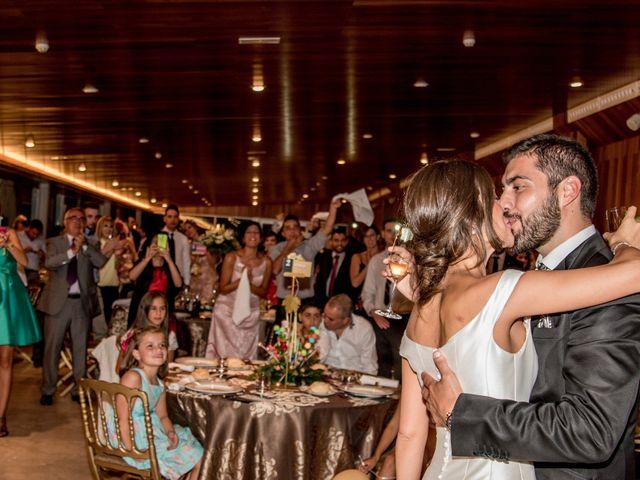 La boda de Sergio y Estefania en Quintanilla De Onesimo, Valladolid 44