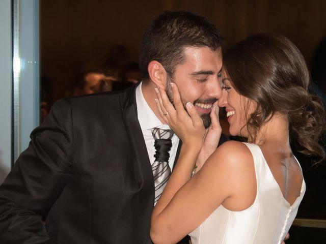 La boda de Sergio y Estefania en Quintanilla De Onesimo, Valladolid 46