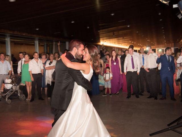 La boda de Sergio y Estefania en Quintanilla De Onesimo, Valladolid 48