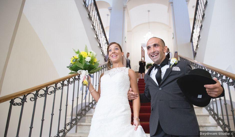 La boda de Gianluca y Silvia en El Palmar (El Palmar), Murcia