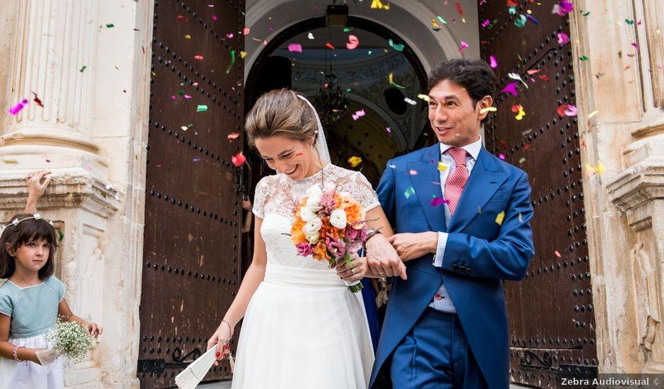 La boda de Jorge y Carmen en Priego De Cordoba, Córdoba