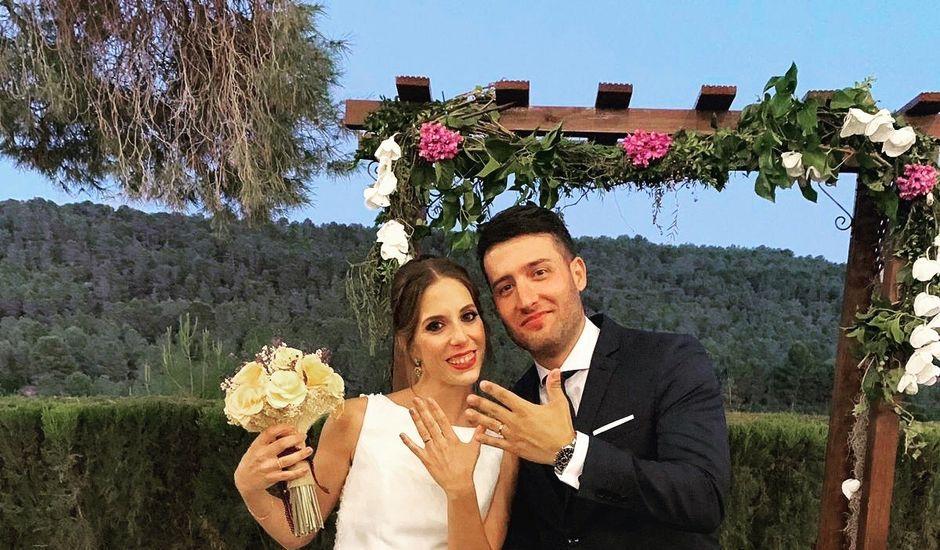 La boda de Alberto y Marta en Chiva, Valencia