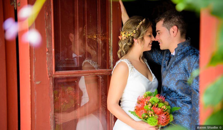 La boda de Suso y Laura en Ordes (Ordes), A Coruña