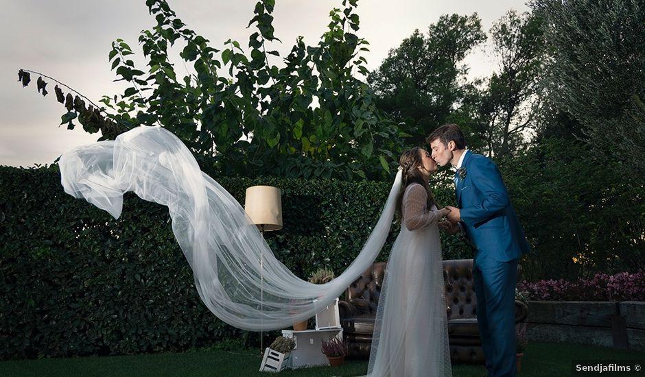 La boda de Alonso y Silvia en Barcelona, Barcelona