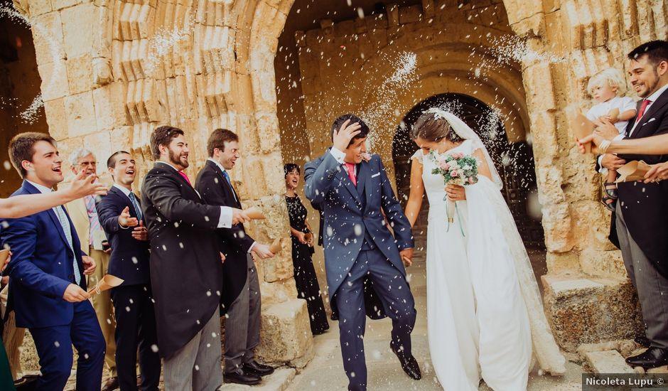 La boda de Gonzalo y Belen en Sotosalbos, Segovia