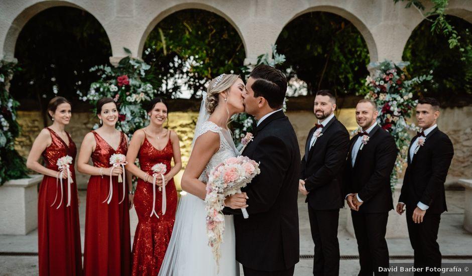 La boda de Scott y Mary en Riba-roja De Túria, Valencia