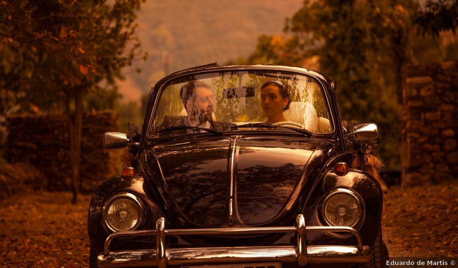 La boda de Carlos y Laura en Castro Del Rio, Córdoba