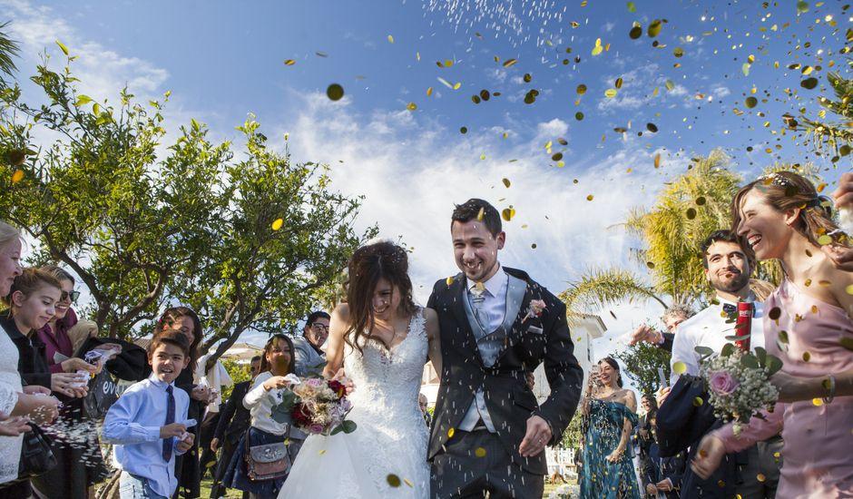 La boda de Maximiliano Sánchez y Carla Merino en Tarragona, Tarragona