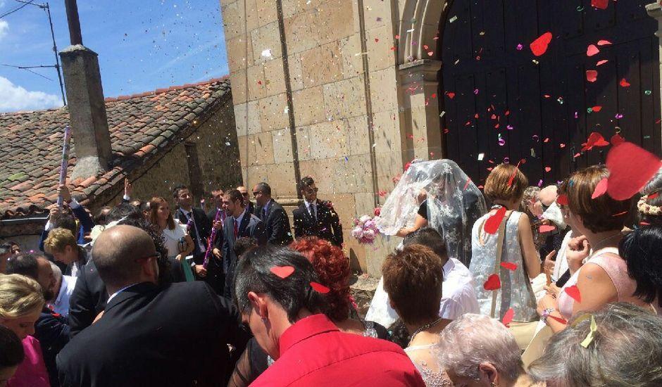 La boda de  Alberto y Raquel en Regumiel De La Sierra, Burgos