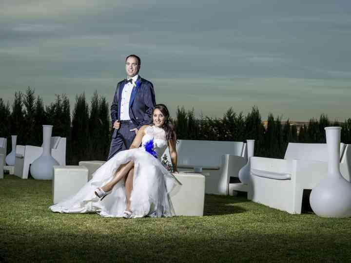 La boda de Judith y Raimon