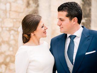 La boda de Irene y Cristo