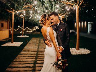 La boda de Melisa y Gerard