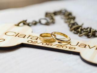 La boda de Clara y Javier 2