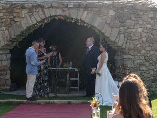 La boda de Alba casadesus y David planes 1