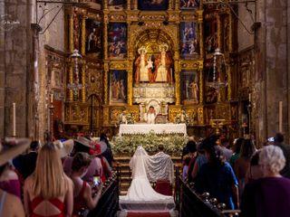 La boda de Miriam y Emilio