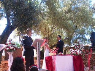 La boda de Laura y Juan José