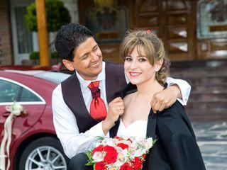 La boda de Patricia y Luis Eduardo