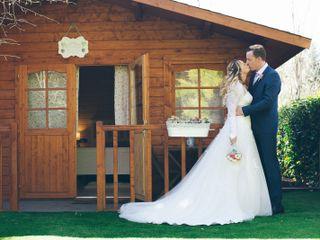 La boda de Mabel y Isaac