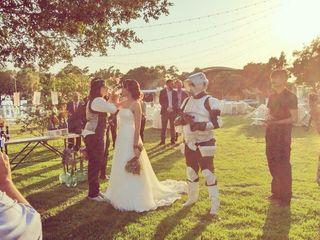 La boda de Alicia y Patricia