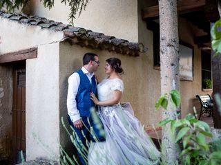 La boda de Libertad y Jose Manuel