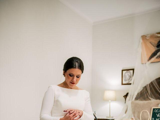 La boda de Cristo y Irene en Estepa, Sevilla 3
