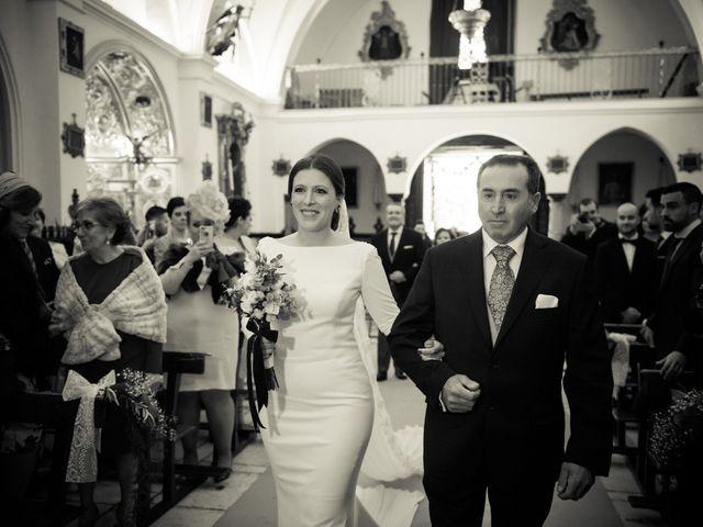 La boda de Cristo y Irene en Estepa, Sevilla 2