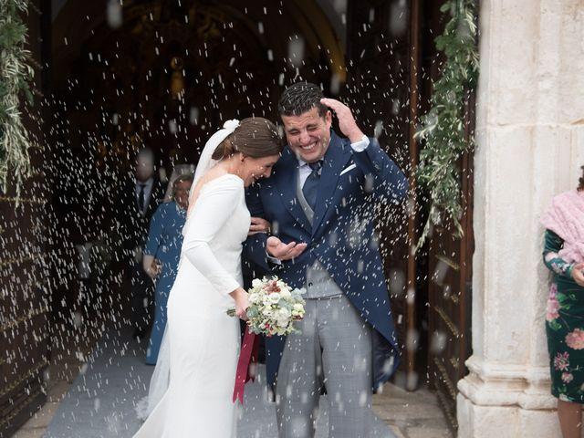 La boda de Cristo y Irene en Estepa, Sevilla 5