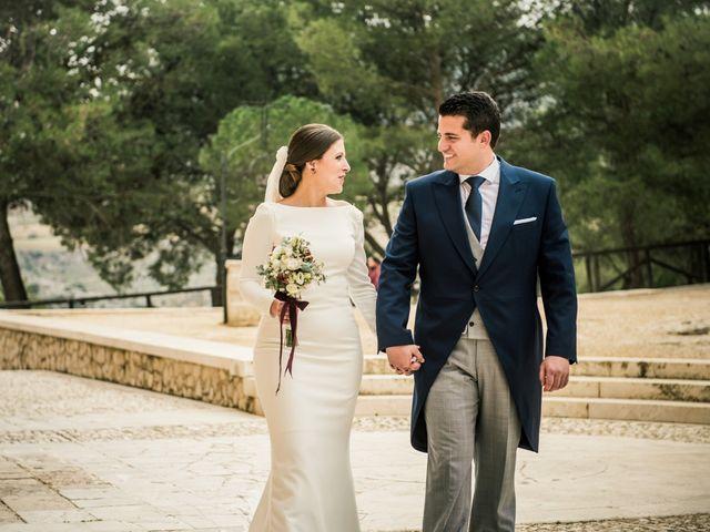 La boda de Cristo y Irene en Estepa, Sevilla 6