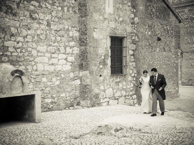 La boda de Cristo y Irene en Estepa, Sevilla 10