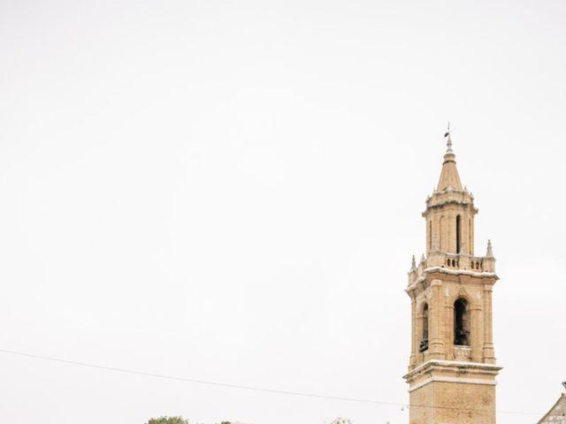 La boda de Cristo y Irene en Estepa, Sevilla 11