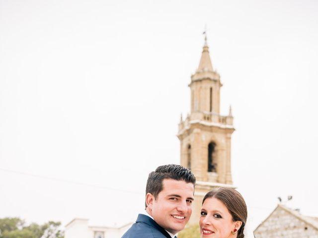La boda de Cristo y Irene en Estepa, Sevilla 13