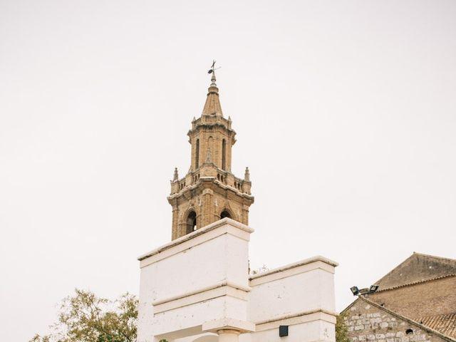 La boda de Cristo y Irene en Estepa, Sevilla 14