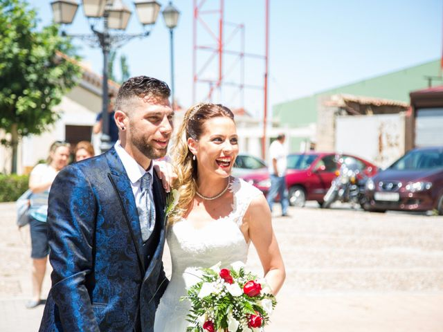La boda de Jonathan y Leticia en Valladolid, Valladolid 8