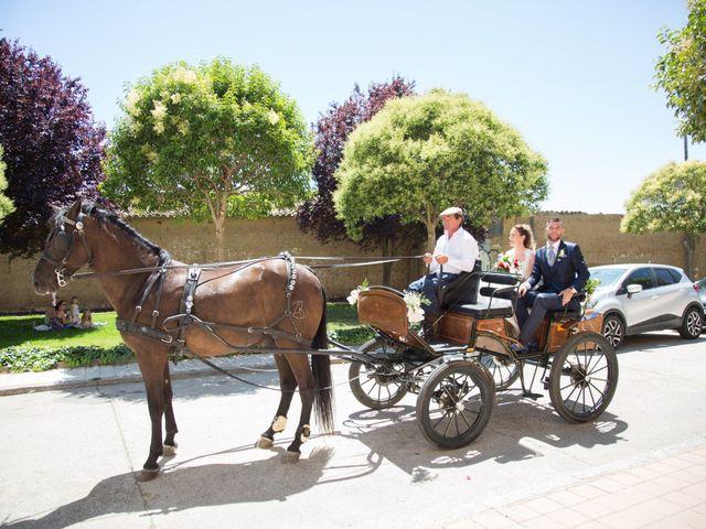 La boda de Jonathan y Leticia en Valladolid, Valladolid 9