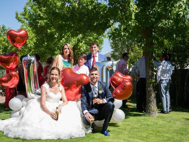 La boda de Jonathan y Leticia en Valladolid, Valladolid 26