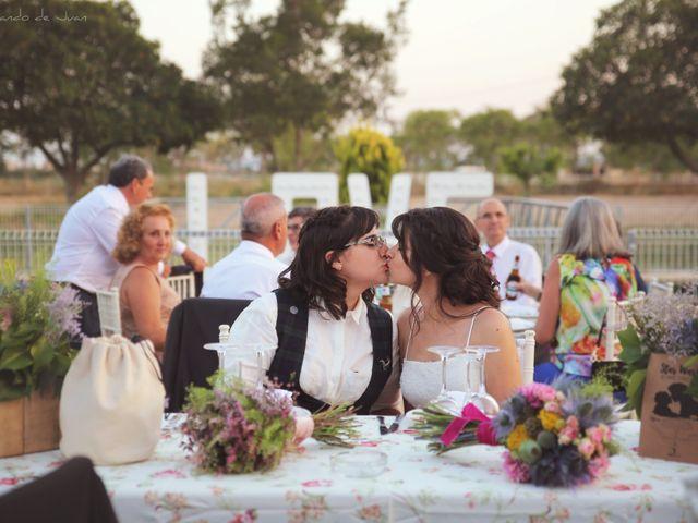 La boda de Patricia y Alicia en Daya Vieja, Alicante 8