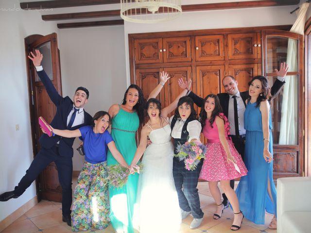 La boda de Patricia y Alicia en Daya Vieja, Alicante 13