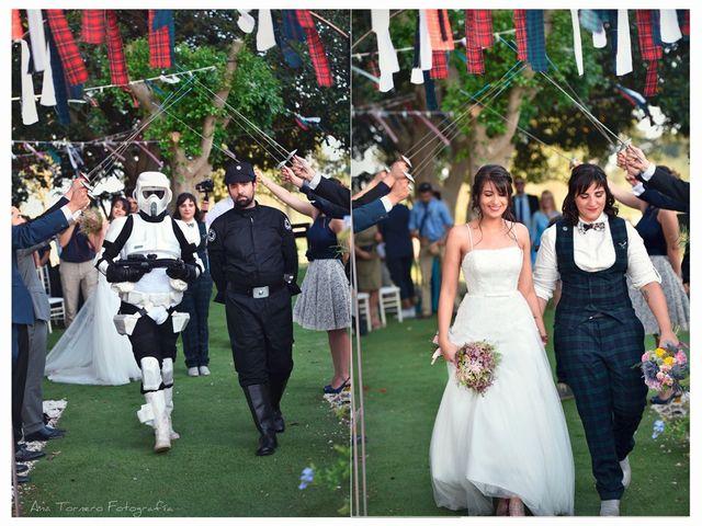 La boda de Patricia y Alicia en Daya Vieja, Alicante 20